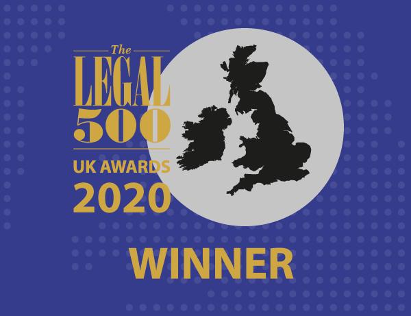 The Legal 500 - Winner