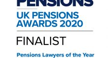 Pensions Law Firm of the Year